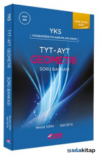 TYT-AYT Geometri Soru Bankası Mavi Seri