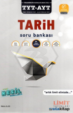 TYT AYT Tari̇h Soru Bankası + Ygs Tarih Soru Bankası Hediyeli