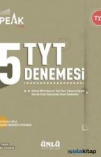 TYT Best Peak 5 Li Denemesi Ünlü Yayınları