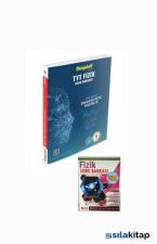 TYT Fizik Soru Bankası Derspektif Hibrit Yayınları + Ygs Fizik Soru Bankası Hediyeli