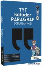 TYT Kafadar Paragraf Soru Bankası Doğan Akademi Yayınları