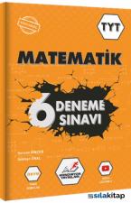 TYT Matematik 6 Deneme Sınavı