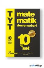 Tyt Matematik Denemeleri 10'lu Video Çözümlü