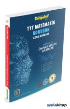 TYT Matematik Konuşan Soru Bankası Derspektif Hibrit Yayınları + Lys Matematik Deneme Hediyeli