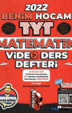 TYT Matematik Video Ders Notları Benim Hocam Yayınları 2022