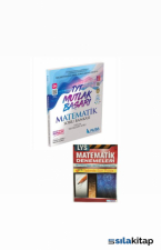 TYT Mutlak Başarı Matematik Soru Bankası + Lys Matematik Deneme Hediyeli