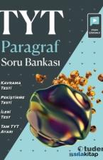 TYT Paragraf Soru Bankası Tudem Yayınları