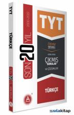 TYT Türkçe Son 20 Yıl Konu Konu Çıkmış Sorular