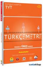 TYT Türkçemetre Yeni Nesil 12 Türkçe Denemesi