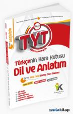 2022 TYT Türkçe'nin Kara Kutusu Dil ve Anlatım Soru Bankası