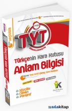 TYT Türkçenin Karakutusu Sözcük-Cümle-Anlam Soru Bankası