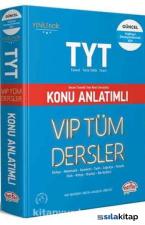 TYT VIP Tüm Dersler Konu Anlatımlı