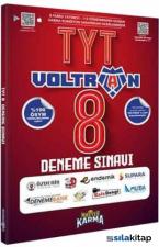 TYT Voltran 8'li Deneme Sınavı