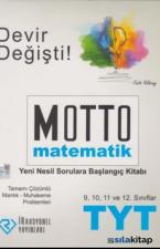 TYT Yeni Nesil Motto Matematik Soru Bankası