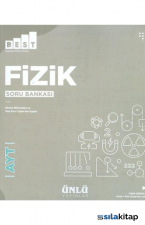 Ünlü Yayınları AYT Fizik Soru Bankası