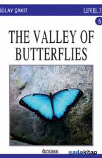 The Valley Of Butterflies Level 3 İngilizce Hikaye Kitabı