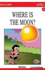 Where Is The Monon ? Level 1 İngilizce Hikaye Kitabı