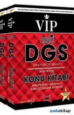 Yargı 2020 DGS VIP Sayısal Sözel Bölüm Konu Kitabı Seti