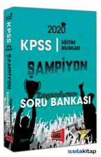 Yargı 2020 KPSS Eğitim Bilimleri ŞAMPİYON Kazandıran Soru Bankası
