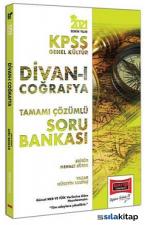 Yargı 2021 KPSS Genel Kültür Divan-I Coğrafya Tamamı Çözümlü Soru Bankası