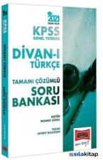 Yargı 2021 KPSS Gy Divanı Türkçe Tamamı Çözümlü Soru Bankası