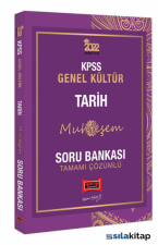 Yargı Yayınları 2022 KPSS Genel Kültür Muhteşem Tarih Tamamı Çözümlü Soru Bankası