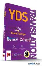 Yargı Yayınları YDS Translation Temel Seviye Renkli Çeviri