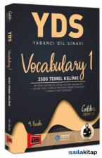 Yargı Yayınları YDS Vocabulary 1 3500 Temel Kelime
