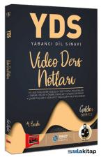 Yargı YDS Video Ders Notları