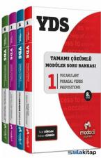 YDS Modüler Soru Bankası Seti