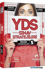YDS Sınav Stratejileri 5 Özgün Denemeler