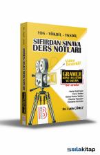 YDS Yökdi̇l Yksdi̇l Sıfırdan Sınava Ders Notları Benim Hocam Yayınları