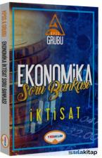 Yediiklim Yayınları KPSS-A Ekonomika İktisat Soru Bankası