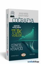 Yediiklim Yayınları KPSS Genel Kültür Coğrafya 2020 De Açıklanan Tüik Verileri Güncel Kitapçığı
