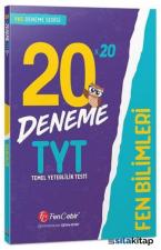 YKS 1. Oturum TYT Fen Bilimleri 20x20 Deneme