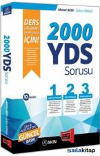 Yks-Dil 2000 YDS Sorusu Akın Dil Yayınları