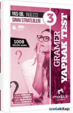 YKS DİL İngilizce Sınav Stratejileri 3 Gramer Yaprak Test