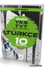 YKS TYT 2020 Türkçe Yeni Nesil 10 Deneme