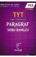 YKS TYT Paragraf Soru Bankası 1. Oturum