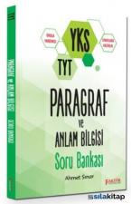 YKS - TYT Paragraf ve Anlam Bilgisi Soru Bankası